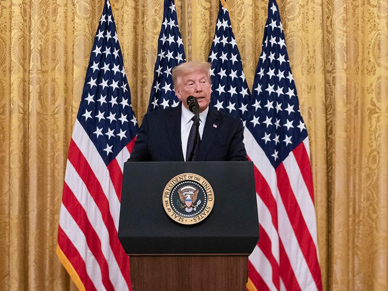 Трамп заявил, что разведка США признала недостоверными сведения о сговоре России с талибами*