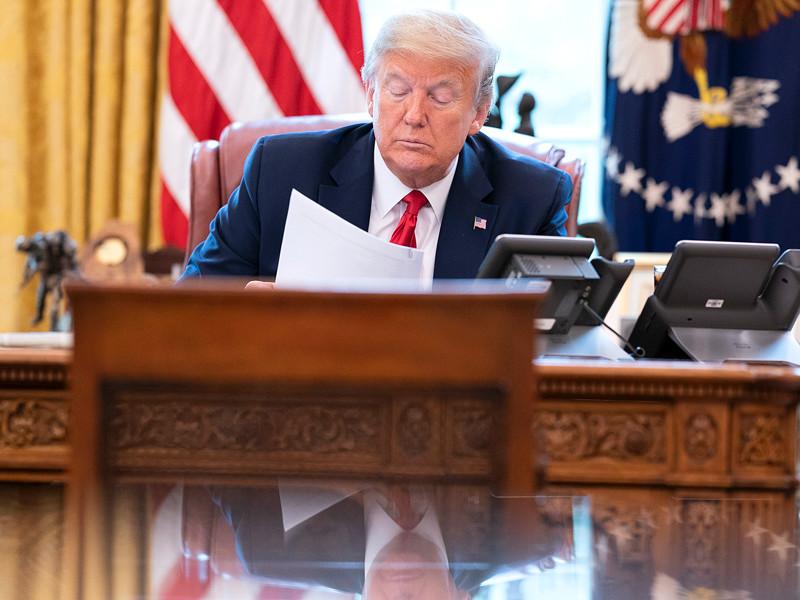 """Трамп проинформировал Конгресс об антитеррористических операциях США за рубежом"""" />"""