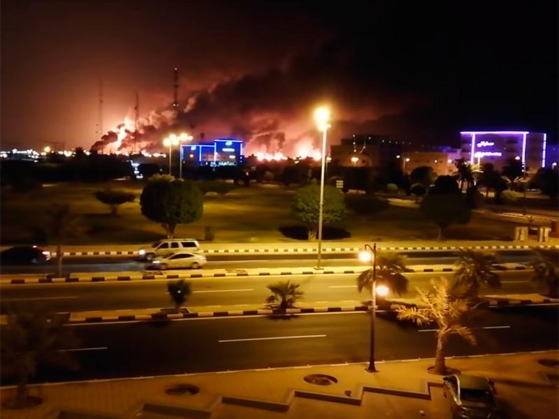 Атаки на нефтяные предприятия нефтяной компании Saudi Aramco и на аэропорт в городе Абха были совершены оружием, имеющим иранское происхождение