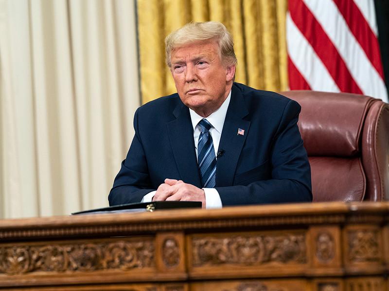 Трамп обещал признать поражение в случае неудачи на выборах