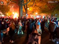 Более 50 сотрудников Секретной службы были ранены в беспорядках у Белого дома