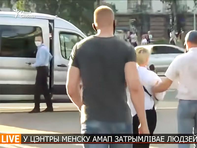 В Белоруссии более 100 человек задержали на пикетах солидарности (ВИДЕО)