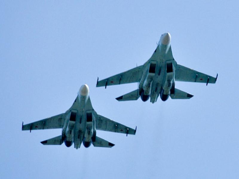 Финляндия отправила свои истребители на перехват российских Су-27 над Финским заливом
