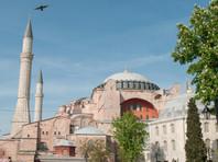 Первая исламская молитва в мечети Софии будет длиться сутки