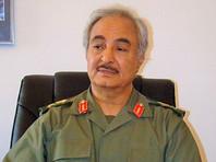 Государственный департамент США пригрозил санкциями командующему Ливийской национальной армией (ЛНА) маршалу Халифе Хафтару