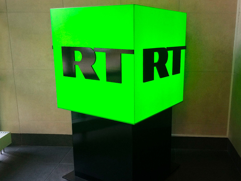 В Литве запретили трансляцию российских телеканалов RT