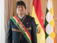 Экс-президенту Боливии Моралесу предъявлено обвинение в терроризме