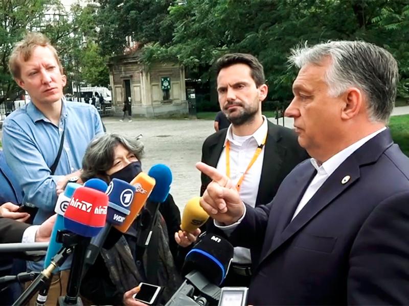 """На саммите ЕС премьер Венгрии заявил, что премьер Нидерландов """"ненавидит его или Венгрию"""""""
