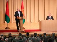 Александр Лукашенко заявил, что бессимптомно перенес коронавирус
