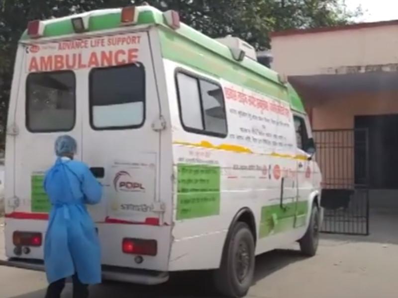 """Число заразившихся коронавирусом в Индии превысило 1 миллион человек"""" />"""