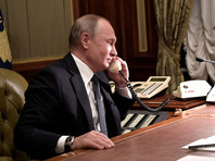 Путин провел телефонный разговор с Трампом, обсудив сотрудничество в борьбе с коронавирусом и стратегическую стабильность