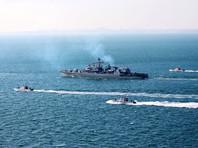 В Черном море начались военные учения США и Украины с участием эсминца Porter, оснащенного крылатыми ракетами Tomahawk