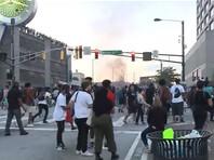 В Атланте, где не прекращаются массовые беспорядки, введено чрезвычайное положение