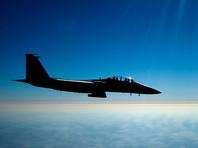 Накануне американский истребитель F-15 приблизился к пассажирскому Airbus A310, летящему из Тегерана в Бейрут, в небе над Сирией