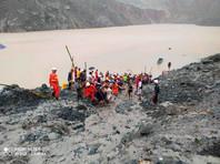 Жертвами оползня на нефритовой шахте в Мьянме стали как минимум 162 человека