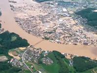 Жертвами рекордных дождей на юге Японии стали 45 человек, еще 10 пропали без вести (ВИДЕО)