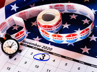 Всеобщие выборы в США состоятся 3 ноября