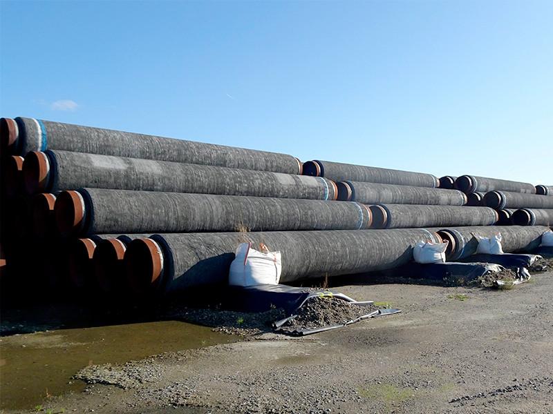 """Власти США в последнее время усилили давление на европейских подрядчиков строительства газопровода """"Северный поток - 2"""" и угрожают им """"далеко идущими"""" последствиями в случае продолжения сотрудничества с проектом"""