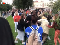 После стихийных акций протеста в Белоруссии возбуждено уголовное дело