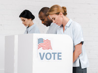 Большинство американских избирателей (85%) намерены принять участие в президентских выборах в ноябре. Об этом свидетельствуют опубликованные в четверг итоги опроса, проведенного исследовательской службой Университета Монмута