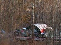 """Самолет Ту-154 Качиньского 10 апреля 2010 года потерпел крушение при заходе на посадку в аэропорту """"Смоленск-Северный"""""""