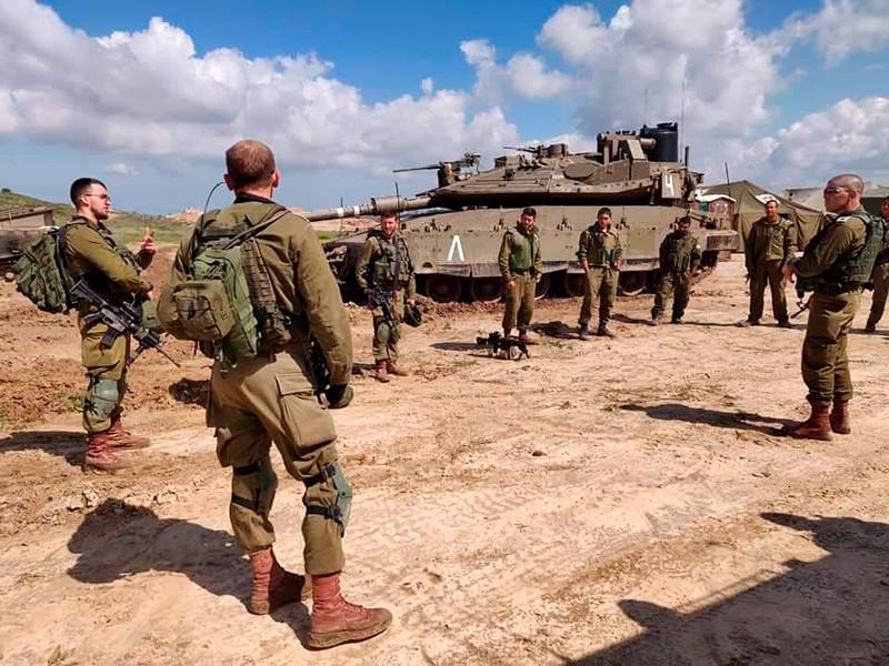 """""""Хезболла"""" атаковала Израиль на границе с Ливаном"""