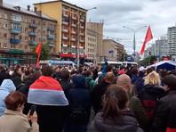 Более 200 человек, включая журналистов, задержали на стихийных акциях протеста в Белоруссии (ВИДЕО, ФОТО)