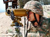 Вооруженное столкновение произошло днем 12 июля на границе Армении и Азербайджана