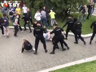 В Белоруссии начались протесты после отстранения кандидатов в президенты от выборов