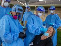 Заболеваемость коронавирусом в США продолжает ставить рекорды: почти 55 тысяч человек в сутки