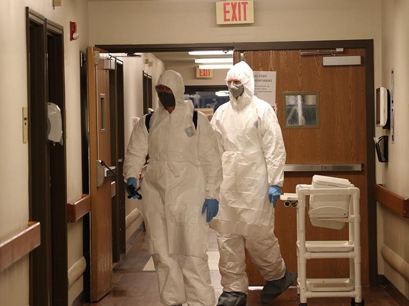В США COVID-19 заразились уже 3 млн человек, в сутки более 60 тыс. новых больных, гибнет по 1000 человек в день