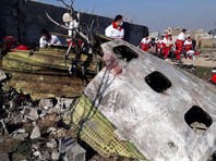 """8 января под Тегераном после взлета был сбит пассажирский лайнер Boeing 737-800 авиакомпании """"Международные авиалинии Украины"""""""