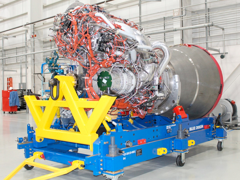 В США разработали замену российским ракетным двигателям РД-180