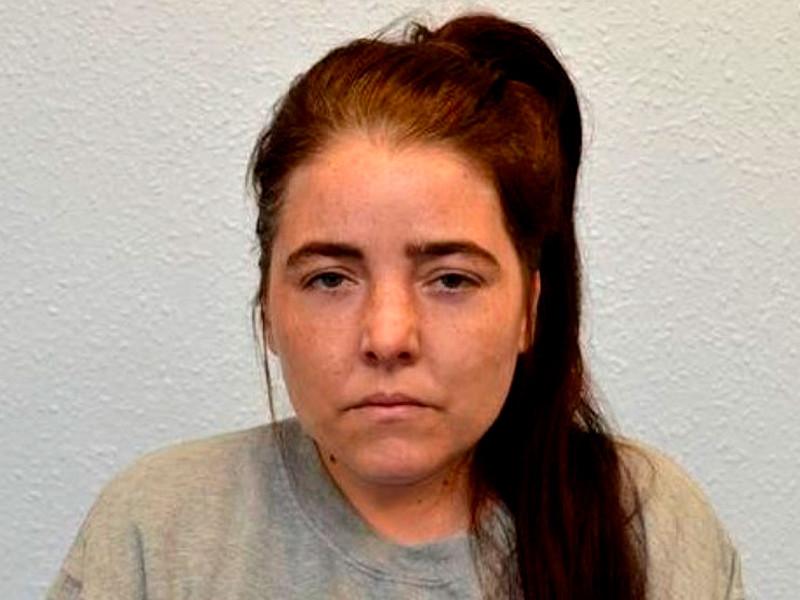 Лондонский суд приговорил планировавшую теракт на Пасху британку к пожизненному заключению