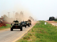 В Сирии на пути следования российско-турецкого патруля взорвалась бомба (ВИДЕО)