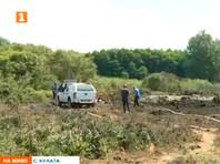 Из-за аварии на газопроводе приостановлена подача газа из Болгарии в Грецию