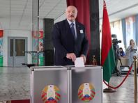 За действующего президента Александра Лукашенко проголосовали 80,23% избирателей