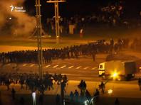 Ранее в МВД Белоруссии заявили, что контролируют ситуацию на протестных акциях, которые проходили в ночь на 10 августа