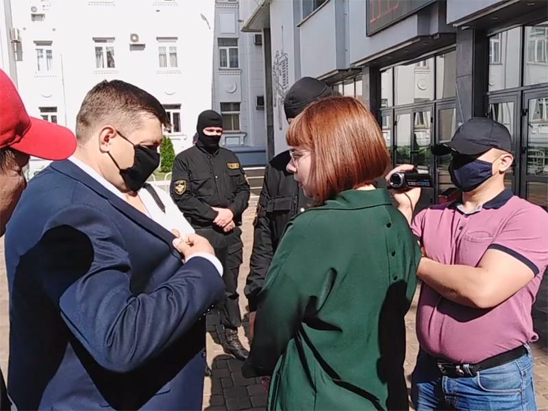 Члена Координационного совета Белоруссии Ольгу Ковалькову поместили в ИВС