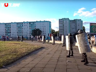 """С началом протестов президент Белоруссии Александр Лукашенко заявил, что выборы прошли при рекордной явке, но """"кому-то захотелось испортить этот праздник"""""""