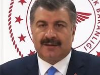 """Об этом сообщил глава министерства здравоохранения Турции Фахреттин Коджа. """"Мы впервые за долгое время видим серьезное увеличение числа заражений"""", - написал Коджа в своем Twitter"""