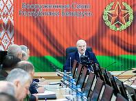 """Лукашенко заявил, что Путин пообещал помощь в обеспечении безопасности """"при первом же запросе"""""""