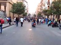 Протесты в Бейруте, 10 августа 2020 года