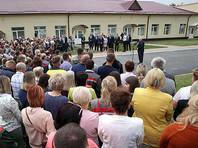 Президент Белоруссии Александр Лукашенко обвинил США и Европу в организации беспорядков в стране