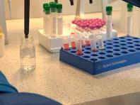 Работа биологов в 48-м ЦНИИ Минобороны России в ходе испытаний вакцины против COVID-19