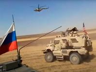 США обвинили Россию в неправомерных действиях в Сирии, которые повлекли за собой ДТП с участием американских солдат