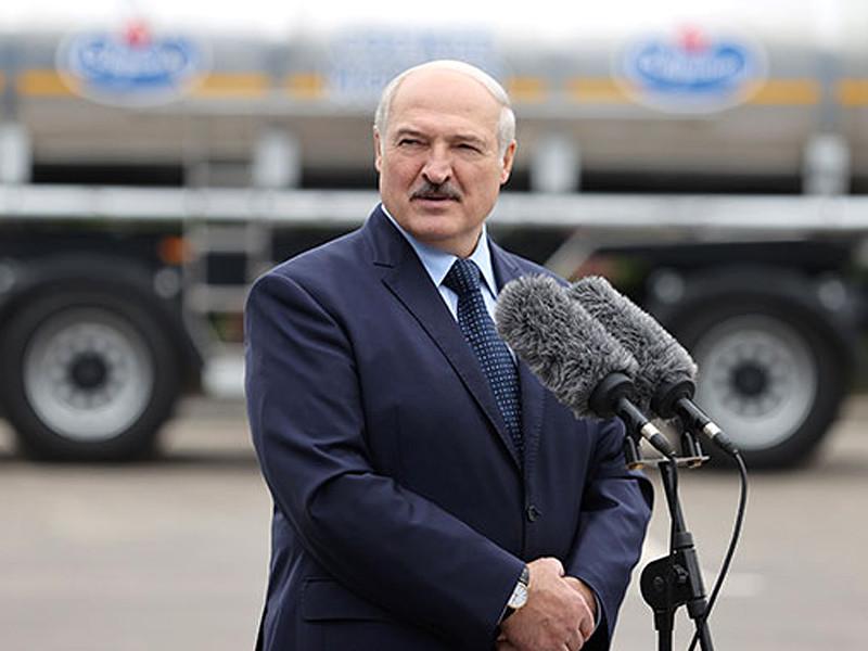 """""""Мы им покажем, что такое санкции"""": Лукашенко обещает ответить Западу на его реакцию на подавление протестов"""" />"""