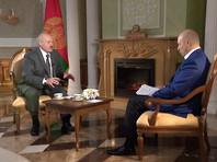 Лукашенко считает, что его заразили коронавирусом намеренно