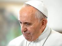 Папа Римский Франциск призвал в воскресенье к диалогу, отказу от насилия и уважению права в Белоруссии