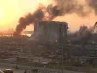 Как сообщает ливанский телеканал OTV, пять месяцев назад служба национальной безопасности Ливана начала расследование в связи с нахождением в порту Бейрута большого количества аммиачной селитры (или нитрата аммония). В результате расследования было установлено, что вещества в ангаре крайне опасны